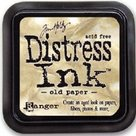 Distressinktpad Old Paper