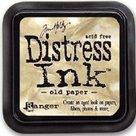 Distressinktpad Old Paper