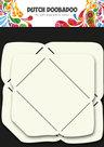 470.713.002 Dutch envelopes 2 pcs rechthoek