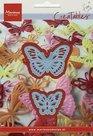 LR0356 Creatables snijmal Tinys butterflies 1