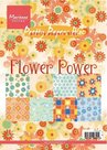 PK9078 Pretty Papers Bloc Flower Power