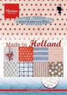 PK9126 Pretty Papers Bloc Made in Holland Marianne Design