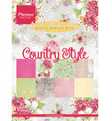 PK9130 Pretty Papers Bloc Country Style