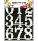 470.715.805 Dutch stencil art cijfers 2