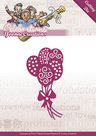 YCD10048 Snijmal Yvonne Creations Celebrations Balloons