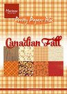 PK9138 Pretty Papers Bloc Canadian Fall Marianne Design