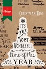 CS0978 Clear stempel Most wonderful time of the year Marianne Design