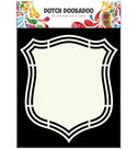 470.713.140 Dutch Doobadoo Shape Art Shield