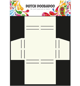 470.713.017 Dutch Doobadoo Box Art Merci