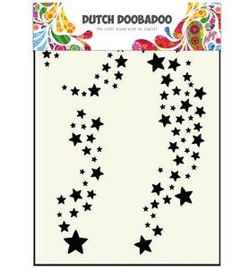470.715.400 Dutch Doobadoo Mask Art sterren A6