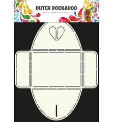 Dutch Doobadoo mallen enveloppen