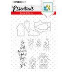 BASICSDC26 - Stamp & Die Cut Essentials Christmas nr.26