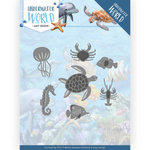 ADD10212 Dies - Amy Design - Underwater World - Ocean Animals