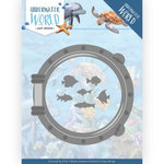 ADD10210 Dies - Amy Design - Underwater World - Porthole