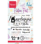 CS1042 Clearstamps Pietenpost by Marleen - Marianne Design