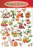 AK0059 Knipvel Eline Woodland Christmas 1