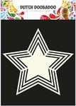 470.713.116 Dutch Doobadoo Shape Art Ster