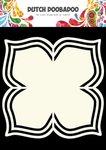 470.713.118 Shape Art Flower 4 Dutch Doobadoo