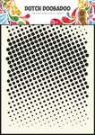470.715.004 Dutch Mask Art Faded Dots A5