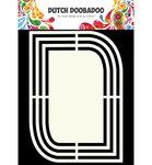 470.713.123  Dutch Doobadoo Shape Art Teardrop