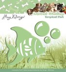 ADD10037 Snijmal Amy Design Animal Medley Tropical Fish