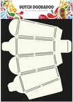 470.713.015 Dutch Doobadoo Box Art stencil traktatie doos A4