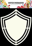 470.713.119 Dutch Doobadoo Shape Art Schild A4