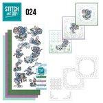 STDO024 Stitch and Do 24 - Fairies