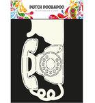 470.713.593 Dutch Doobadoo Card Art Phone