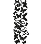 CR1354 Craftables snijmallen punch die butterflies - vlinders