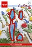 LR0402 Creatables snijmal Grape Hyacinths