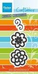 CR1356 Craftables snijmal Flower fancy