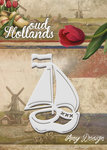 ADD10049 Snijmal klompboot Oud Hollands Amy Design