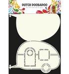 470.713.601 Dutch Doobadoo Card Art Caravan