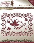 ADD10066 Snijmal Christmas Card Set Christmas Greetings Amy Design