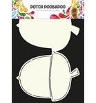 470.713.590 Dutch Doobadoo Card Art Autumn