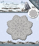 ADD10081 Snijmal Ice Crystal Wintertide Amy Design