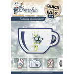 QAE10004 Quick and Easy 4 Winterfun Precious Marieke