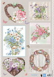 EWK1248 A4 knipvel Els country flowers 2