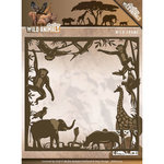 ADD10103 Snijmal Amy Design Wild Animals Frame