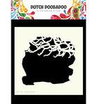 470.715.606 Dutch Doobadoo Mask Art Tree Branches