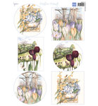 Knipvel MB0174 - Mattie's mooiste Spring flowers