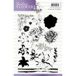 Clearstamps Precious Marieke Timeless Flowers - Bloemen PMCS10027