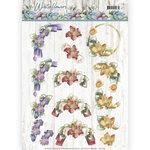 CD11189 3D knipvel - Precious Marieke - Winter Flowers - Helleborus