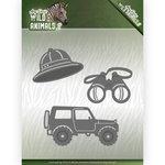 ADD10176 Snijmal Amy Design - Wild Animals 2 - On a Safari