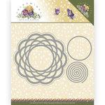 PM10152 Snijmal Precious Marieke Blooming Summer - Braided Circle