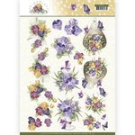 CD11313 Knipvel Precious Marieke Blooming Summer - Pansies
