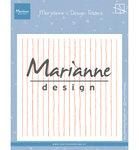 DF3456 Designfolder Marjoleine's stripes