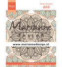 CS1035 Clearstamps Mandala Delhi