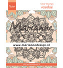CS1034 Clearstamps Mandala Mumbai